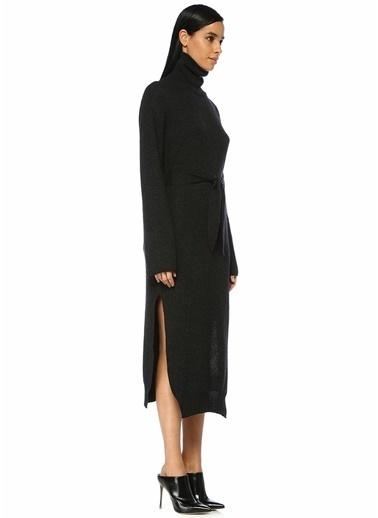 Nanushka Elbise Antrasit